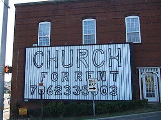 Church4rent